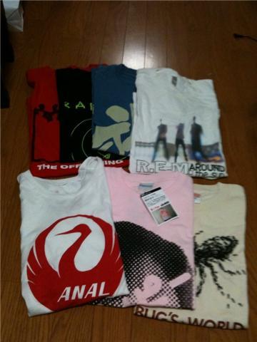東京Tシャツ部主催の「Tシャツオークションin 東京カルチャーカルチャー(お台場)」に参加してきました。